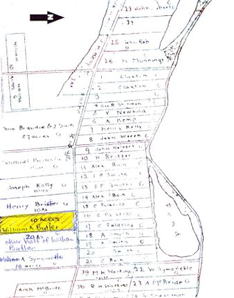 Land for sale in William Butler Tract, Bimini, The Bahamas