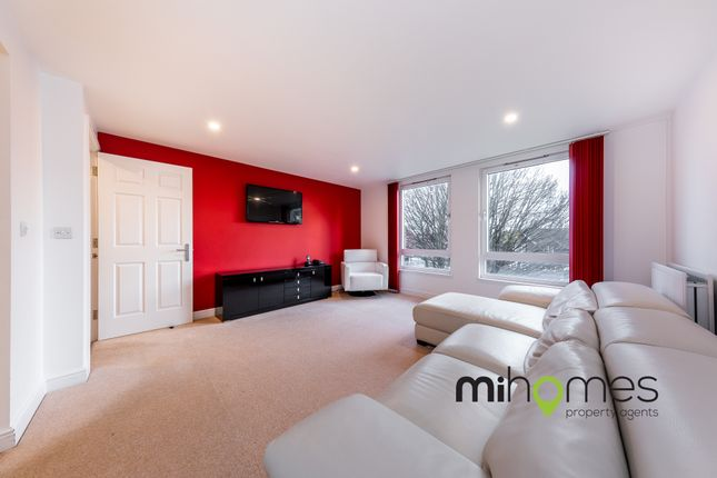 Thumbnail Flat for sale in Crown Close, Winkfield Road