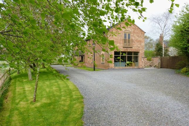 Thumbnail Detached house for sale in Lutterworth Road, Ullesthorpe, Leicestershire