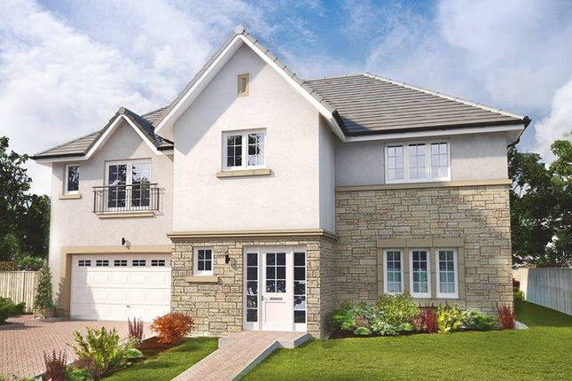 "Thumbnail Detached house for sale in ""The Kennedy"" at Viewbank Avenue, Bonnyrigg"
