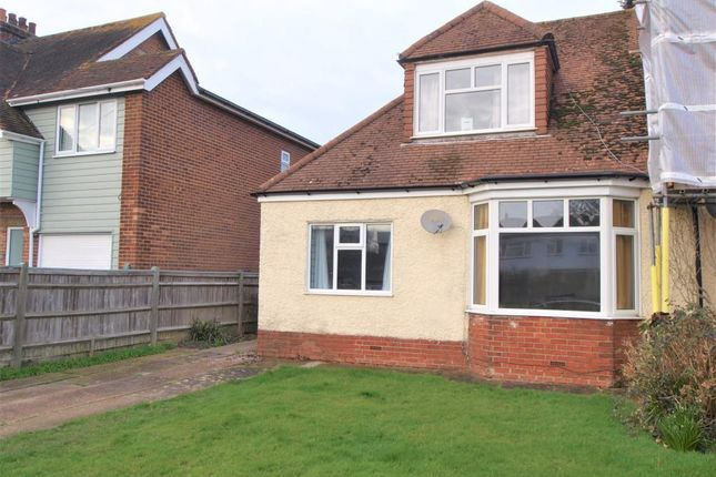 Thumbnail Semi-detached bungalow for sale in Pevensey Road, Polegate