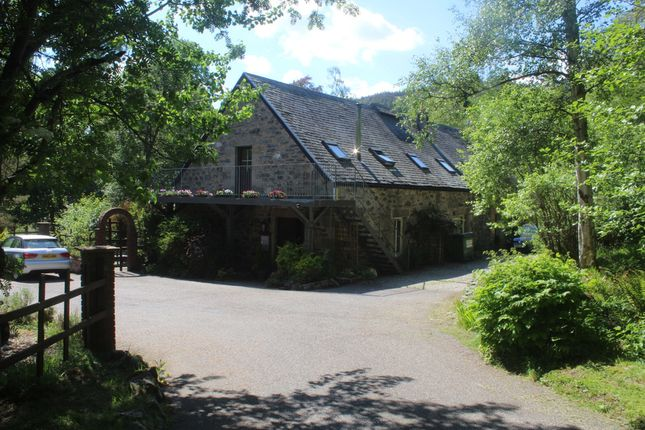 Thumbnail Hotel/guest house for sale in The Cross, Tweedmill Brae, Ardbroilach Rd, Kingussie