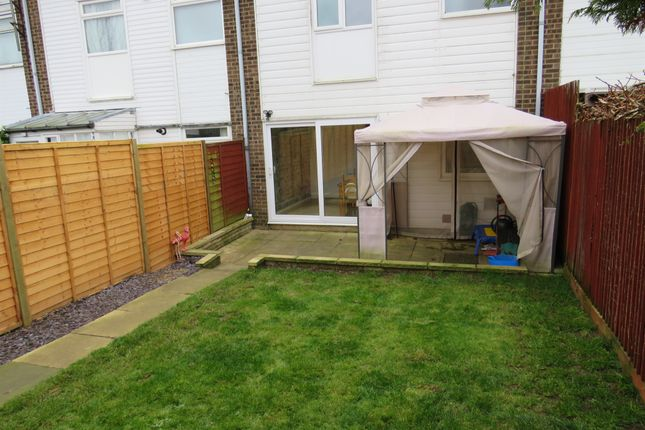 Rear Garden of Birch Barn Way, Kingsthorpe, Northampton NN2