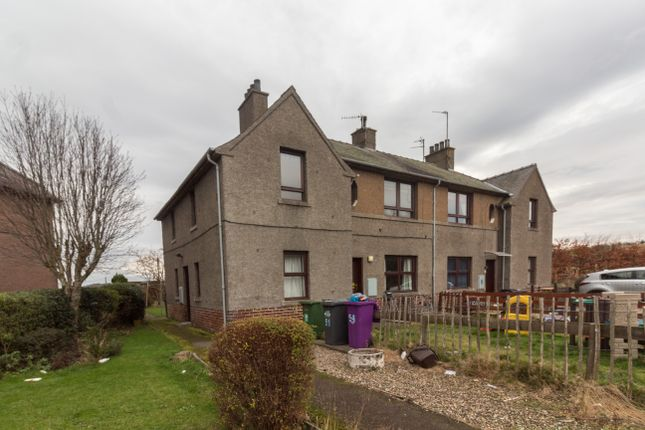 Thumbnail Flat to rent in Kings Road, Forfar