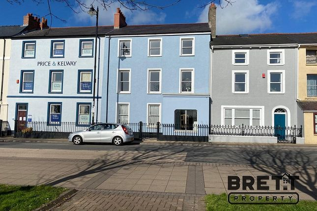 Thumbnail Terraced house for sale in Hamilton Terrace, Milford Haven, Pembrokeshire.