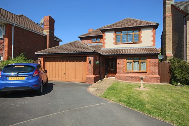 Thumbnail Detached house for sale in Jersey Fold, Buckshaw Village, Chorley