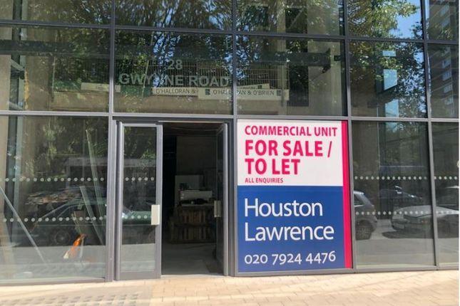 Thumbnail Office for sale in 56, Gwynne Road, Battersea