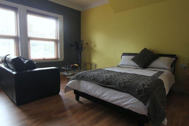 Thumbnail Property to rent in Flat 5, 18 St Johns Terrace, University