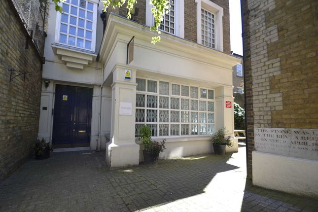 Thumbnail Industrial to let in Chapel Place EC2A, London