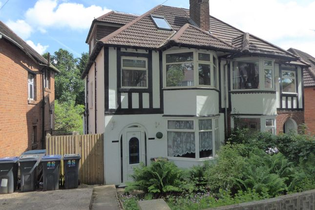 Thumbnail Semi-detached house for sale in Broughton Crescent, Birmingham
