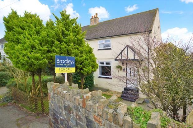 Thumbnail Semi-detached house for sale in Hatt, Saltash, Cornwall