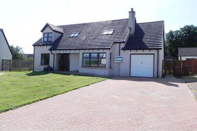 Thumbnail Detached house for sale in Raeburn Common, Pettinain