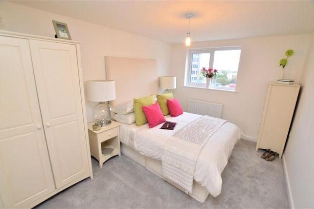 Thumbnail Flat for sale in Boslowen, Kerrier Way, Camborne, Cornwall
