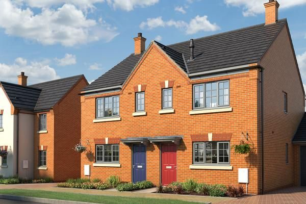 """Thumbnail Property for sale in """"The Spruce At The Paddocks, Telford"""" at The Bache, Telford"""