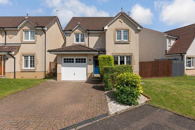 Thumbnail Detached house for sale in Benview, Bannockburn, Stirling, Stirlingshire