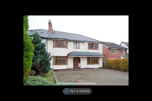 5 bed semi-detached house to rent in Green Lanes, Wylde Green, Sutton Coldfield B73
