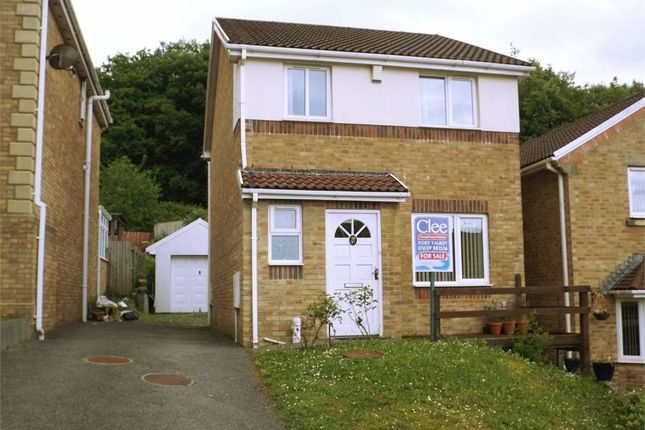 Thumbnail Detached house for sale in Cae Canol, Baglan, Port Talbot, West Glamorgan