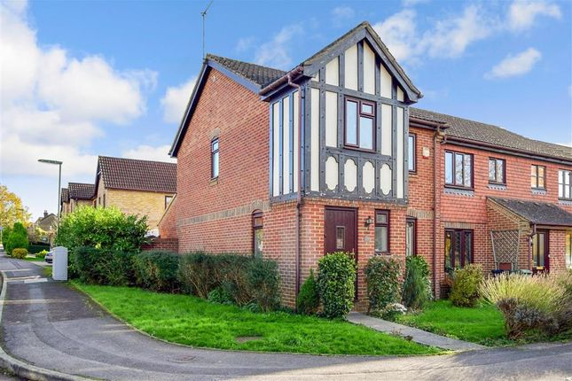 Thumbnail Semi-detached house for sale in Alpine Road, Redhill, Surrey