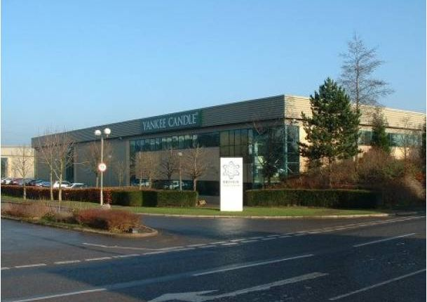Thumbnail Industrial to let in Hawkley Lane, Hawkley Lane
