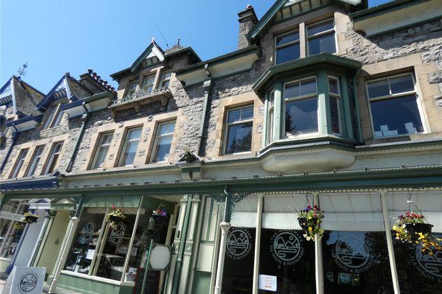 Thumbnail Flat to rent in Flat 2, 2 Yewbarrow Terrace, Grange-Over-Sands, Cumbria