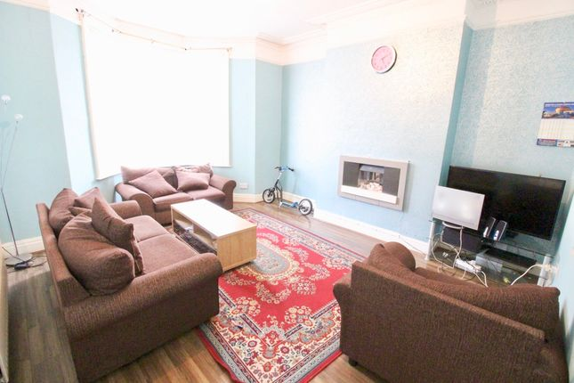 Thumbnail Terraced house for sale in Benwell Grove, Newcsatle Upon Tyne