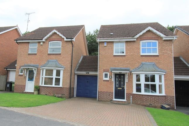 3 bed detached house to rent in Cheshire Close, Lutterworth LE17