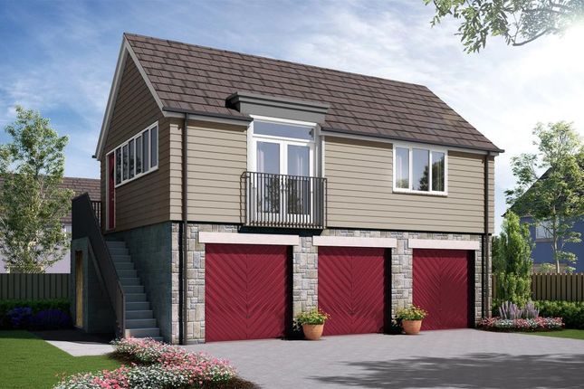 Thumbnail Flat for sale in Wallis Place, Hidderley Park, Camborne, Cornwall