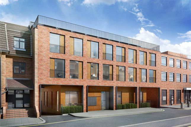 Thumbnail Flat for sale in Solis, 260 Field End Road, Eastcote, Middlesex