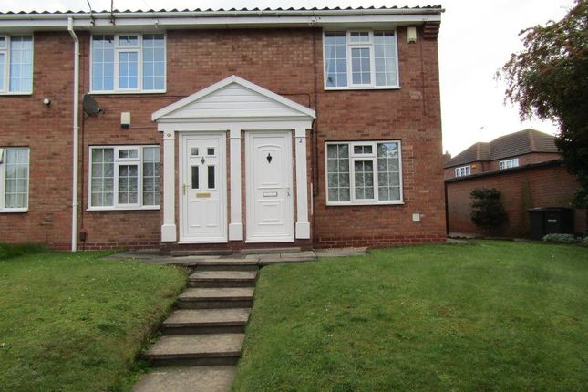 Thumbnail Maisonette to rent in Larkspur Avenue, Redhill, Nottingham
