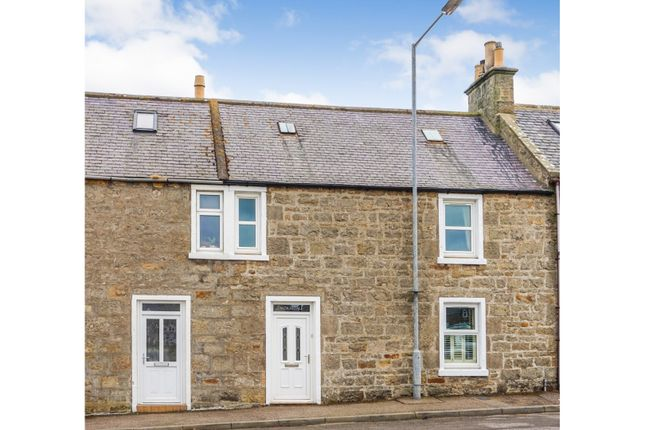 Thumbnail Terraced house for sale in King Street, Lossiemouth