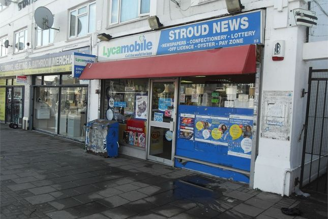 Commercial property for sale in Stroud News, Station Parade, Northolt Road, South Harrow, Middlesex