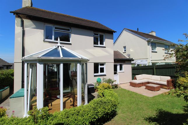 Thumbnail Link-detached house for sale in Pendeen Park, Helston