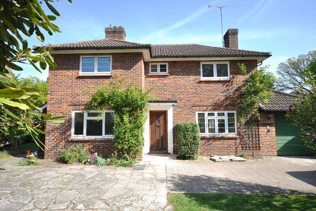 Thumbnail Detached house for sale in Monks Road, Wentworth, Virginia Water