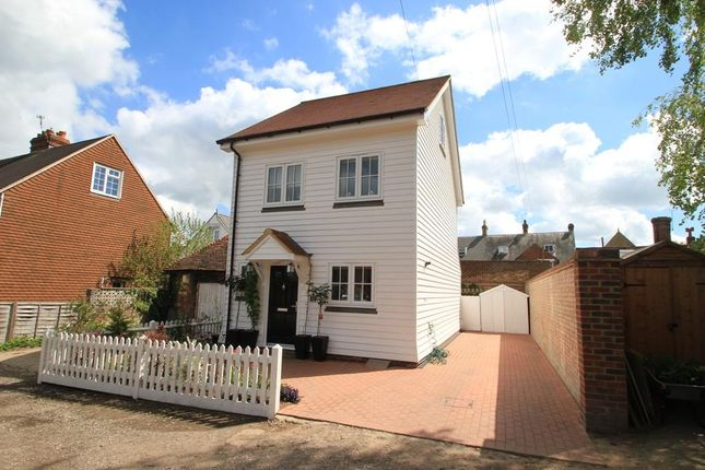 Thumbnail Detached house for sale in Rectory Lane, Cranbrook, Kent
