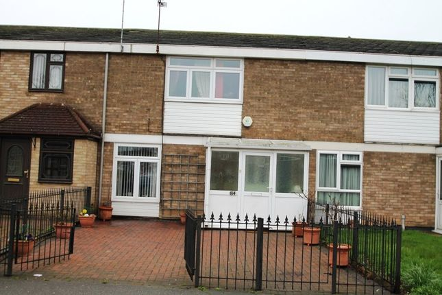 Thumbnail Terraced house for sale in Ballards Walk, Lee Chapel North, Basildon, Essex