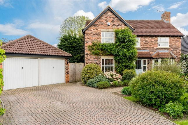 Thumbnail Detached house for sale in Westfield Green, Tockwith, York, North Yorkshire