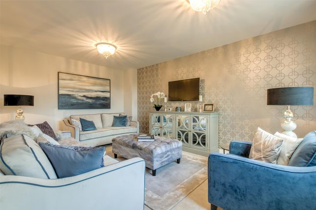 Thumbnail Detached house for sale in New Build - Witney Road, Kingston Bagpuize, Abingdon.