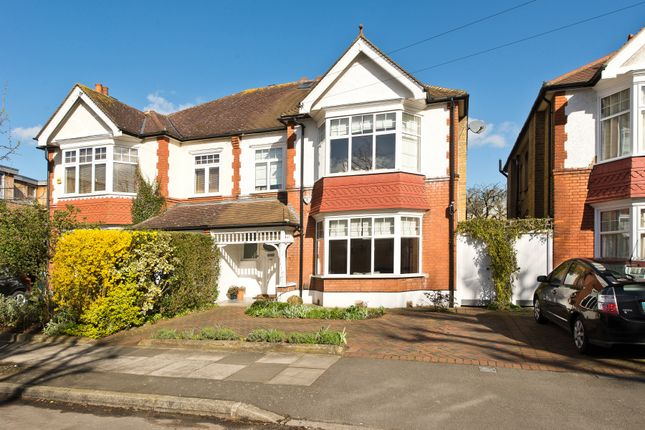 4 bed semi-detached house for sale in Manor Gardens, London