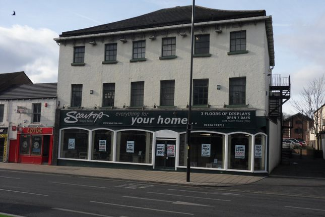 Thumbnail Office to let in Cass Yard, Kirkgate, Wakefield