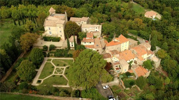 Thumbnail Property for sale in Chateau De Lavalette, Lavalette, 34700