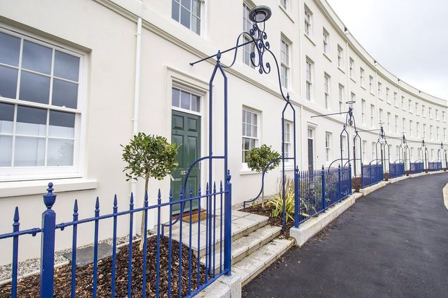 Thumbnail Terraced house for sale in Royal Crescent, Trevethow Riel, Truro