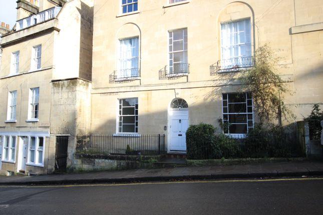 Thumbnail Flat to rent in Lyncombe Hill, Bath