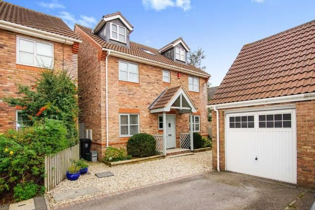 Thumbnail Detached house for sale in The Paddocks, Downend, Bristol, .