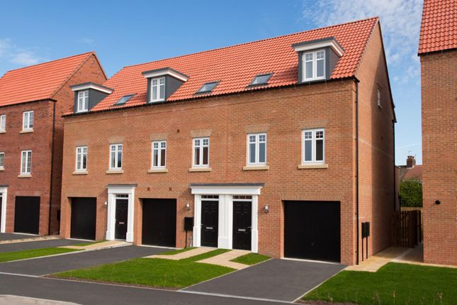 "Thumbnail End terrace house for sale in ""Hinton"" at Boroughbridge Road, Knaresborough"