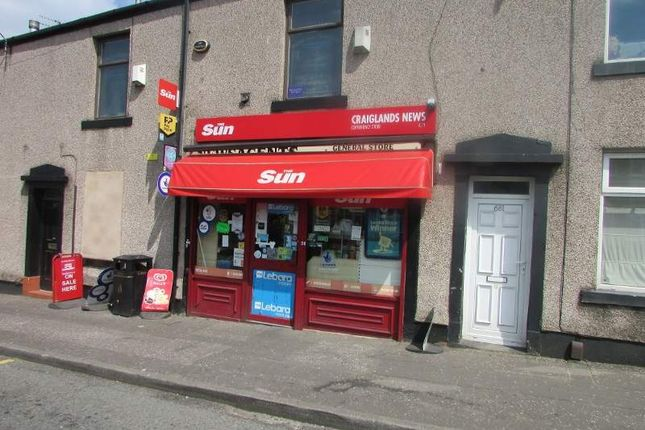 Thumbnail Retail premises for sale in 679 Oldham Road, Rochdale