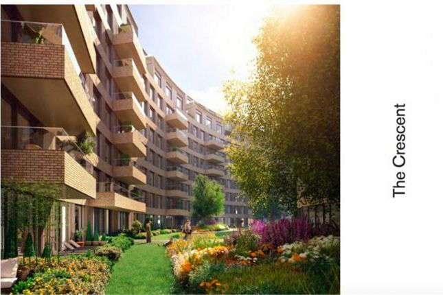 1 bed flat for sale in The Crescent, Television Centre, Shepherds Bush, London