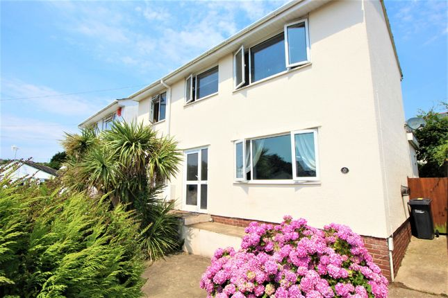 Thumbnail Detached house for sale in Ailescombe Drive, Paignton