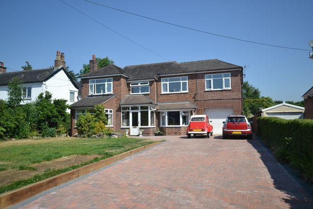 Thumbnail Detached house for sale in Heath House Lane, Bucknall, Stoke-On-Trent