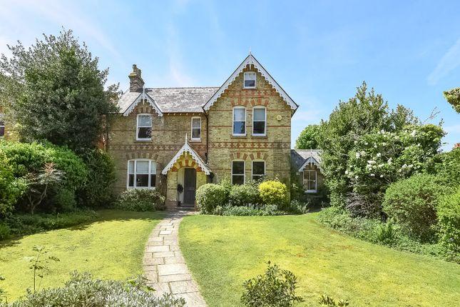 Thumbnail Detached house for sale in Cliddesden Road, Basingstoke