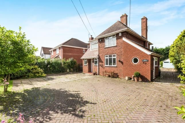 Thumbnail Detached house for sale in Upton Road, Powick, Worcester, Worcestershire